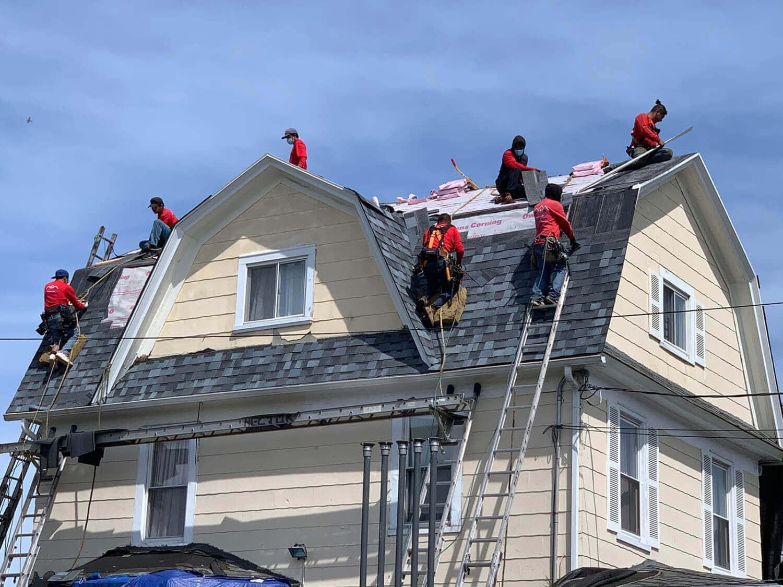 Roofing Contractors New York City