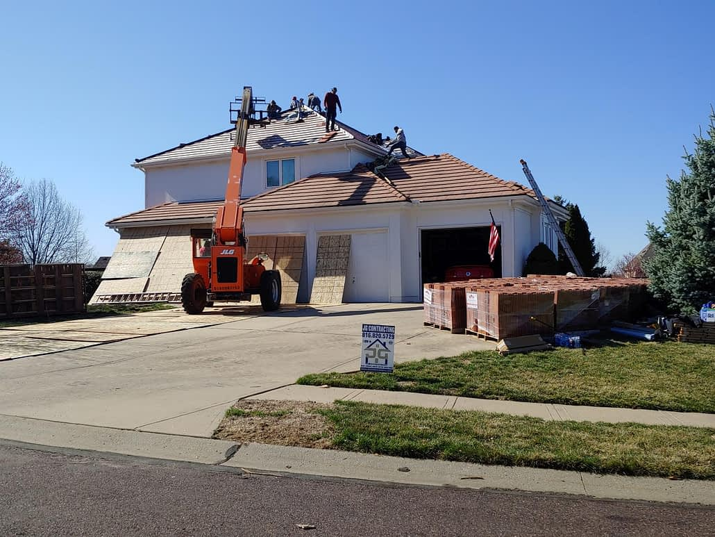 Commercial Roofing Overland Park KS