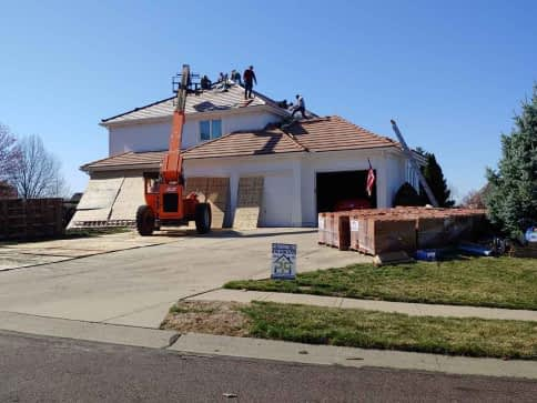 Residential Roofing Lee's Summit MO