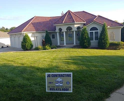 gutter contractor Overland Park KS