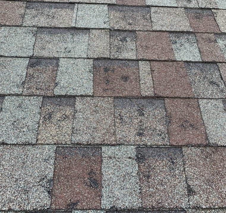 hail damage roof repair Spring Hill KS